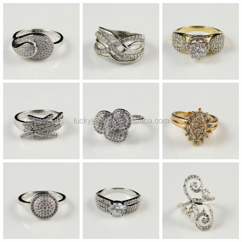 Fashion Jewelry Gold Middle Finger Rings High Quality Chaep Rings