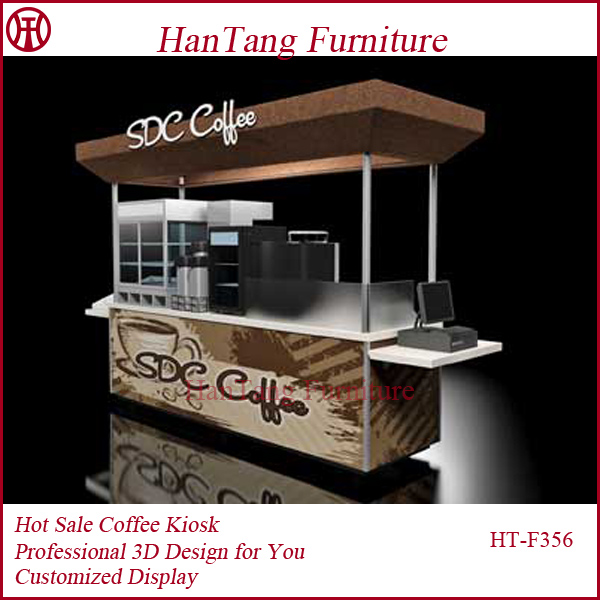 Outdoor Exhibition Booth Design : Indoor prefab coffee kiosk booth design with d max