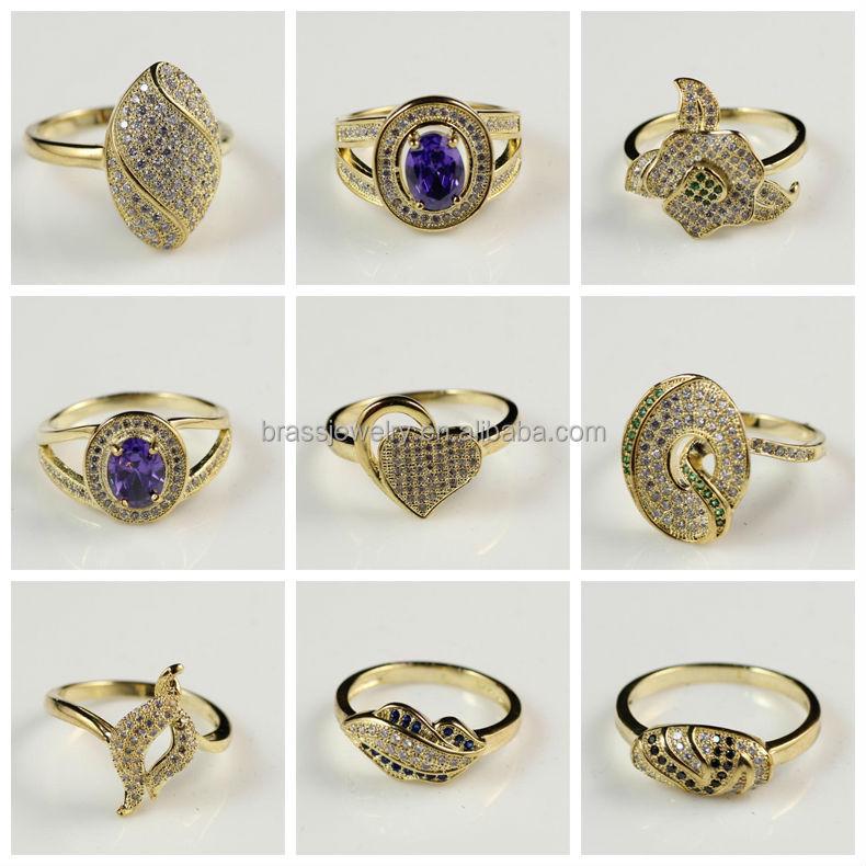 Surya Gold Ladies Ring Design