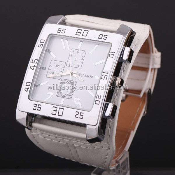 2014 big square face men watches womage sw 1323 buy square 2014 big square face men watches womage sw 1323