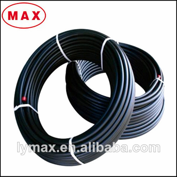 1 12 inch hdpe pipe sdr11 pn16 blueblack hdpe roll pipe