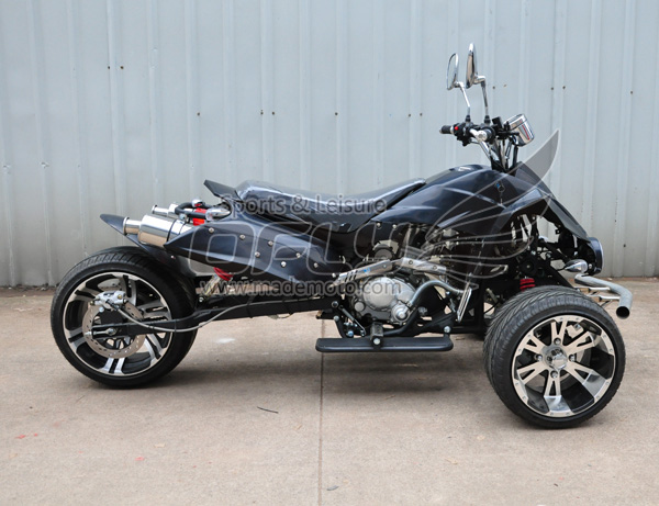 200cc 3 wheel quad bike