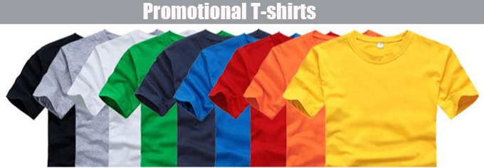 No minimum promotionnel t shirts avec logo personnalis for Custom logo t shirts no minimum