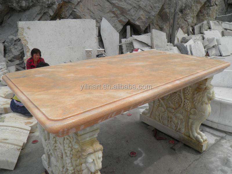 Tavoli Di Marmo Da Giardino : Giardino esterno tavolo di marmo yl s buy tavoli di marmo