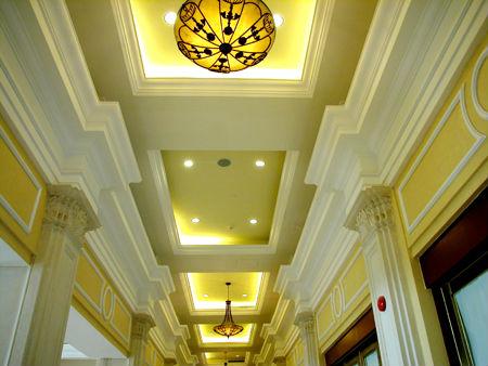 High Quality Plaster Of Paris Cornices Gypsum Cornices For Interior