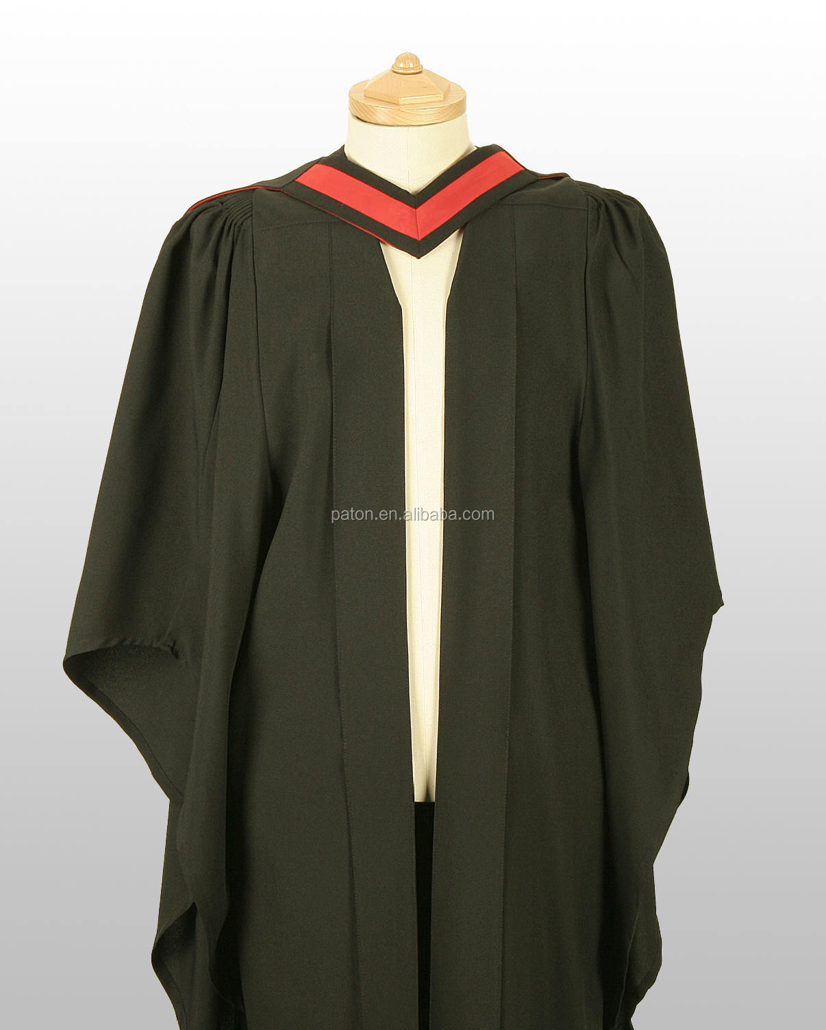 Graduation Gown Su-94 Hot Style Uk Graduation Gowns - Buy ...