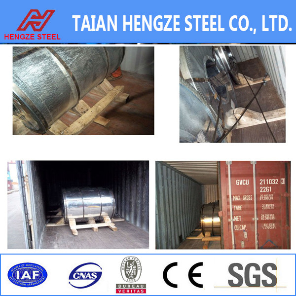 Ppgi Galvanized Steel Scrap Steel Sheet Hs Code Ribbon