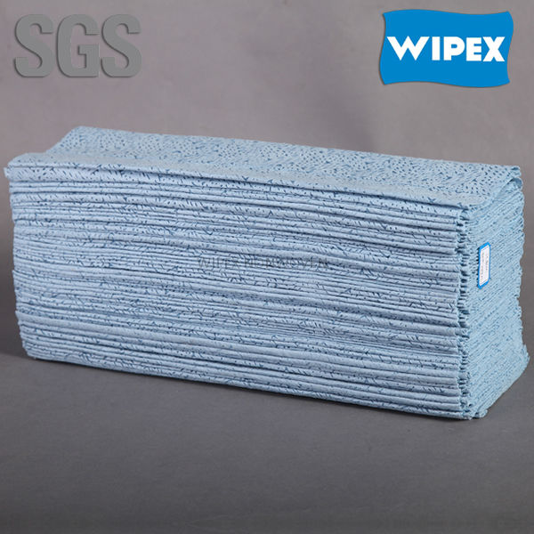 oil absorbing non-woven towel industrial wipes