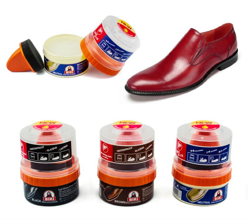 High Quality Cream Shoe Polish