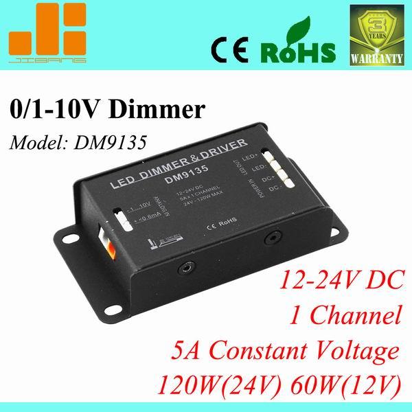 Constant Voltage 0-10v Dimmable Led Driver Led Strip Dimmer ...