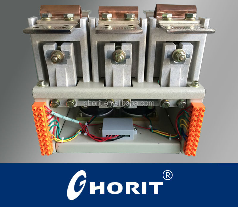 Manufacturer of ISO9001 AC Mining JCZ5 7.2KV 12KV 250A Electrical Vacuum Contactor Switch
