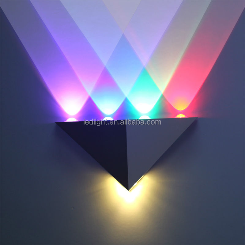 Indoor Use Led Stair Wall Light Rgb Led Light Wall Mount Light For ...