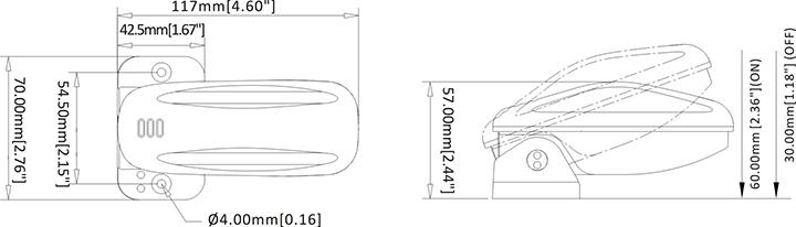 seaflo marine bilge pump float switch electrical 12v float. Black Bedroom Furniture Sets. Home Design Ideas