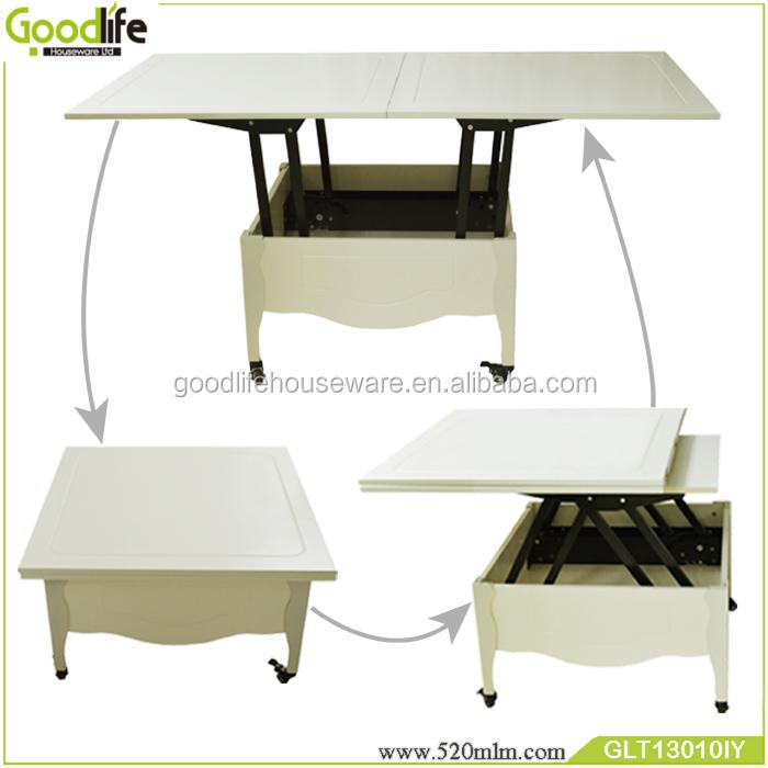 China Supplier Aluminum Folding Table Legs With E1 Mdf Board