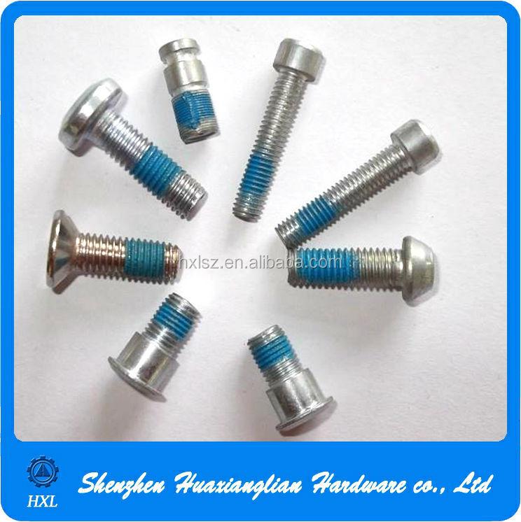 Steel Philips Head Anti Loose Nylok Screw With Nylon Patch - Buy Nylok  Screw,Nylok Screw,Oem Nylok Screw Product on Alibaba com