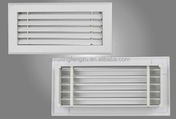 grille de ventilation fenetre pvc comment poser une. Black Bedroom Furniture Sets. Home Design Ideas