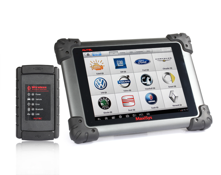 2014 Newest Version Car Diagnose Scanner Autel Ds908 Autel