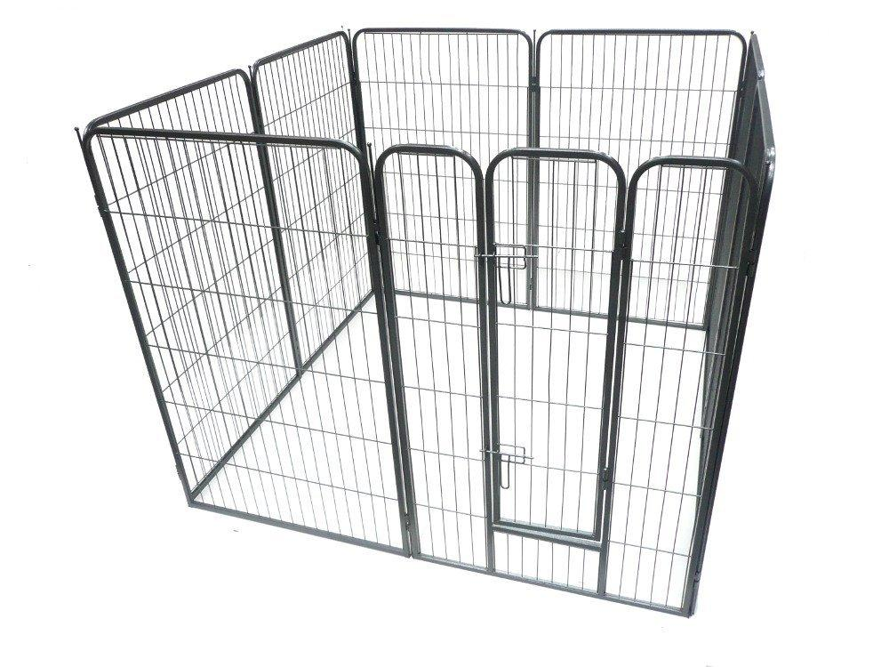 Portable Folding Wire Mesh outdoor dog fence kennel