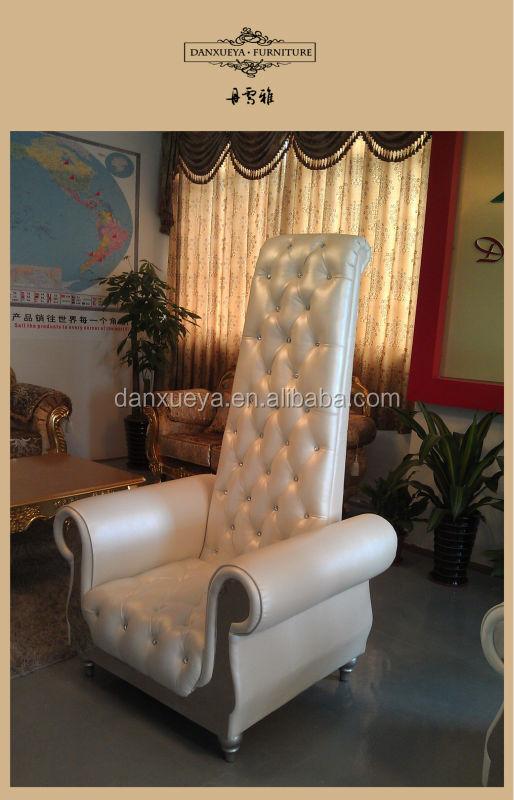High Back Sofa Chair, Elegant Single Seater Sofa Chair 2262#