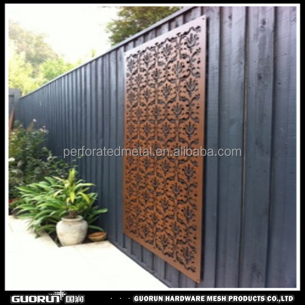 Privacy Laser Cutting Metal Screen - Buy Privacy Laser Cutting Metal  Screen,Decorative Metal Screen,Laser Cut Metal Art Product on Alibaba com