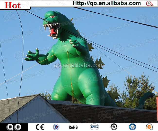 China Manufacturer Commercial Giant Inflatable Godzilla