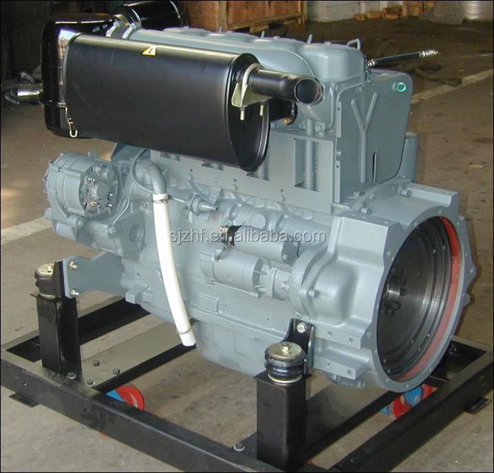 Deutz F4l912 4 Cylinder 4 Stroke Deutz Diesel Engine Motor
