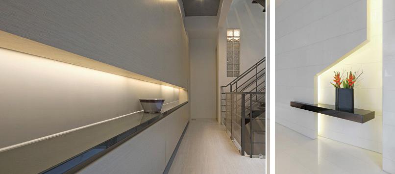 Aluminum Corner Led Aluminium Profile 90 Degree/angled Shelf ...