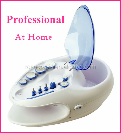 Equipment used in nail care