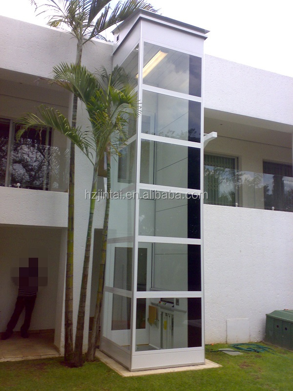 Small Glass Outdoor Elevator For Home Buy Outdoor