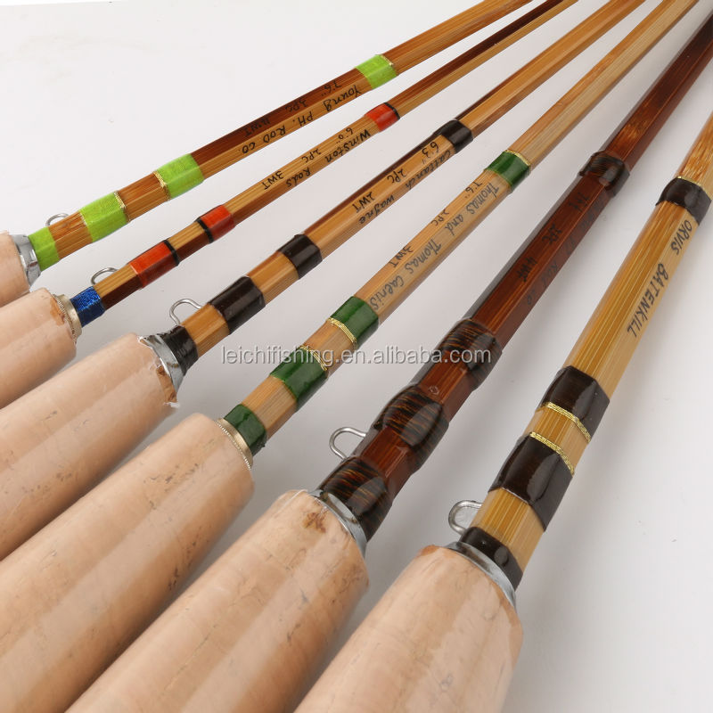 100 hand made chinese bamboo fly rod blank - Fly Bambou
