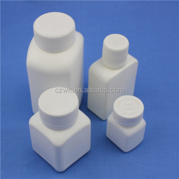 White Plastic Medicine Bottle For Solid/pill/ Capsule/tablets ...
