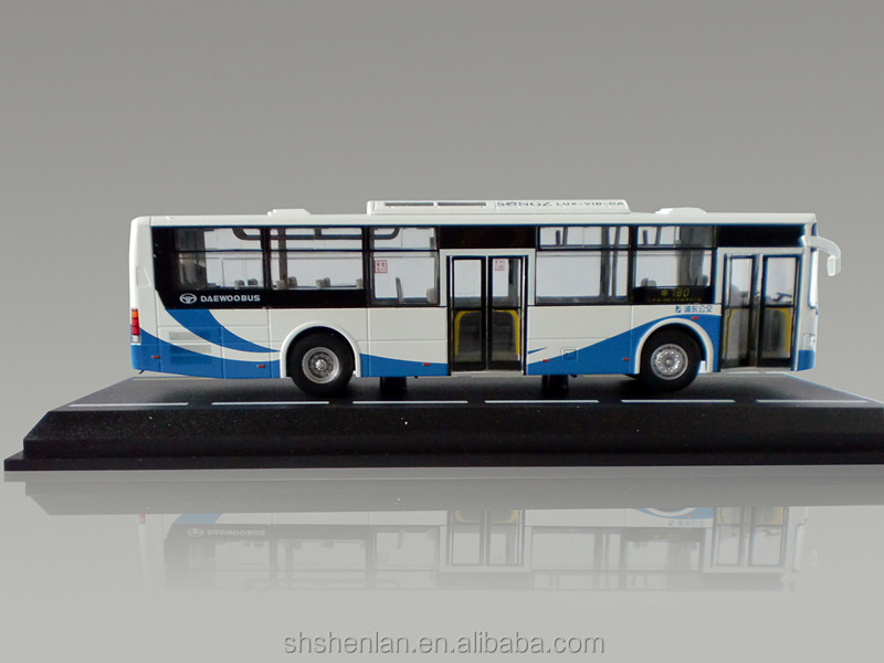 Toy Models Product : Big bus toys scale model toy custom made models