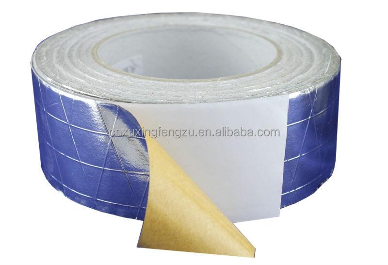 Wholesale fireproof self adhesive aluminum paper roofing aluminum ...