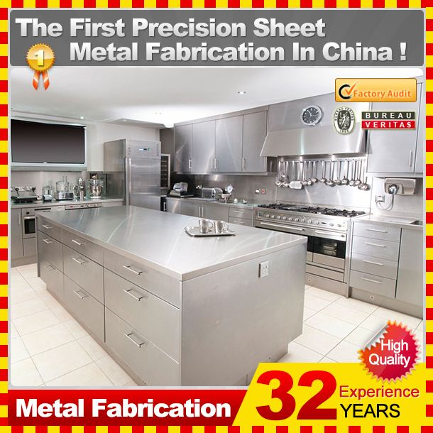 Oem Or Customized Fiberglass Kitchen Cabinets With 32 Year