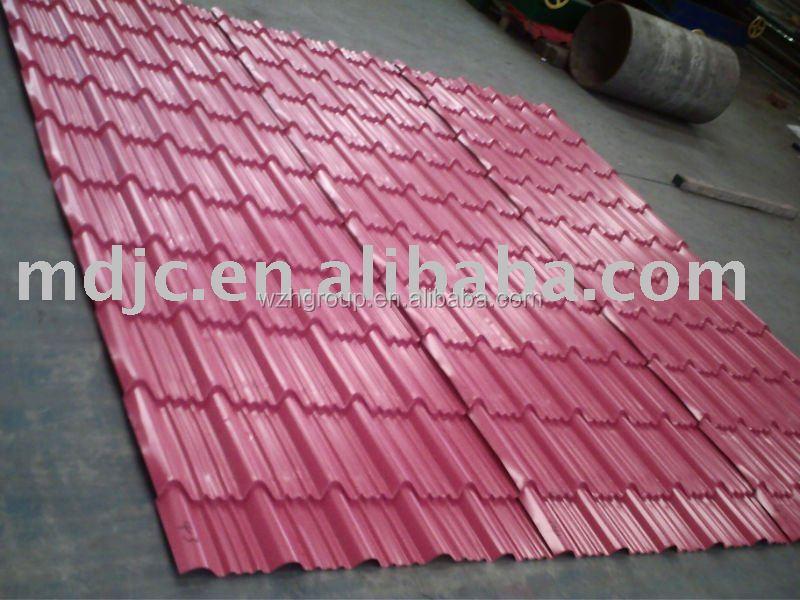 Carport Roofing Sheet / Metal Roof Flashing