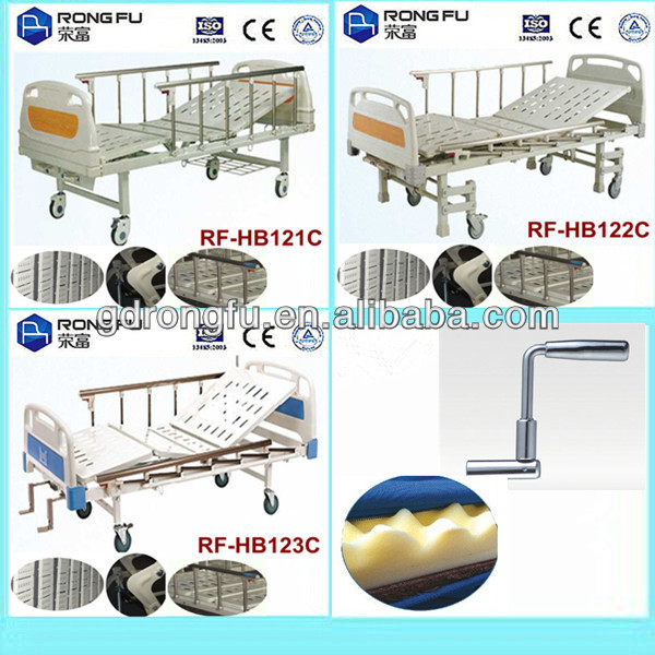 Different types of hospital beds medical bed three three for Different type of beds