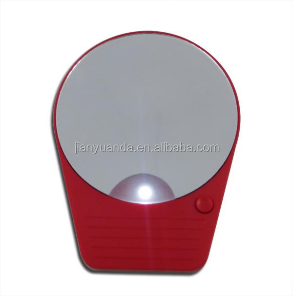 Bathroom Mirror X 10 x10 x8 x6 x4 x2 magnifying magic bathroom mirror with led light