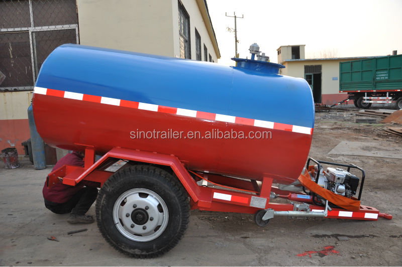 New Design Tank Trailer For Sale Diesel Tank Trailer With Pto Pump ...