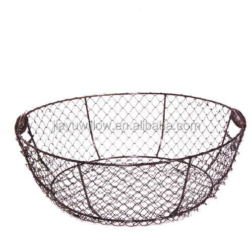 Vegetable Baskets And Stand Metal Fruit Basket Stand 2 Tier Wire Basket