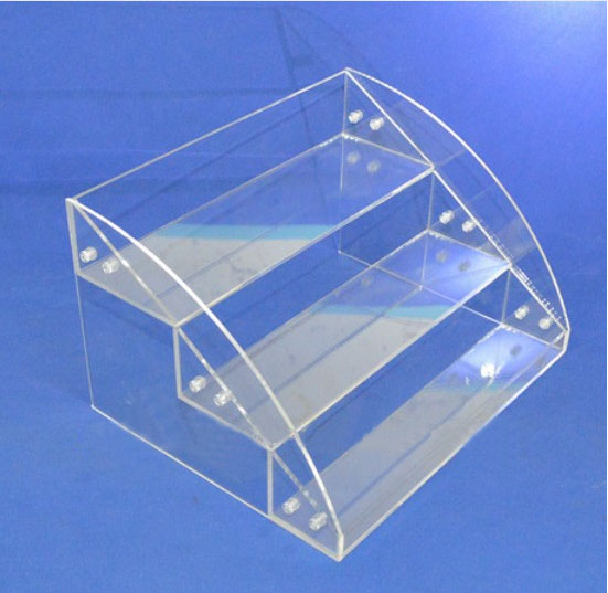 Acrylic Perfume Display Stand With Tester