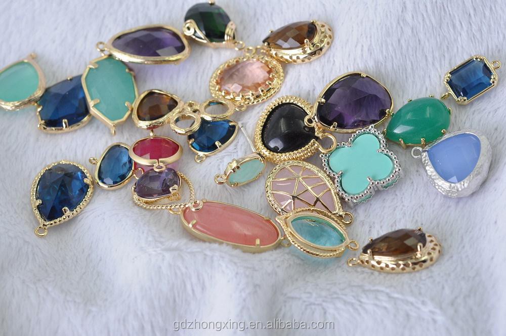 Jewelry Manufacturers Istanbul Turkey Bezel Gemstone Connector ...