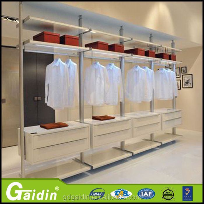 Kitchen Wardrobe Accessories: Modern Wholesale China Factory Aluminum Wardrobe Pole