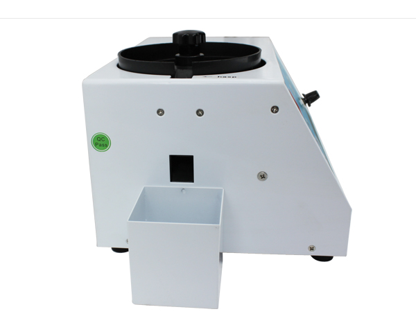 Hydroponics seeds automatic counting machine
