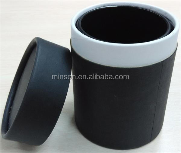 Wholesale Scented Round Black Glass Candle Jar Holder for Holidays ...