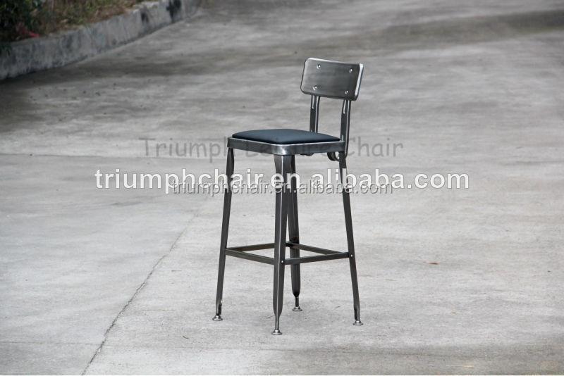 Triumph Lyon Powder Coated Bar Chair / Lyon High Seat Chair With ...