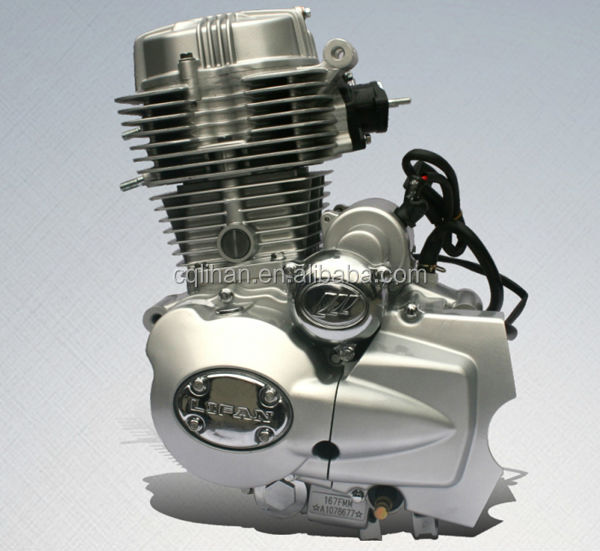 Lifan Cg250 250cc Air Cooled Three Wheel Motorcycle Engine With ...