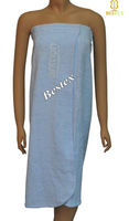 Shower Spa Towel Wrap With Straps Cotton Bath Wrap Skirt - Buy ...