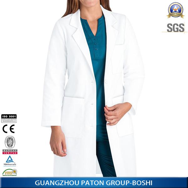 Unisex Lab Coat,Scrubs Cover Coat,Fashion Doctor Uniform Design ...
