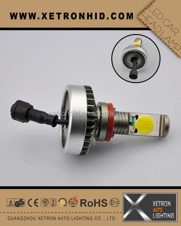 High Power 48w H7 Led Car Head Light Bulb No Fan Design Car Led ...