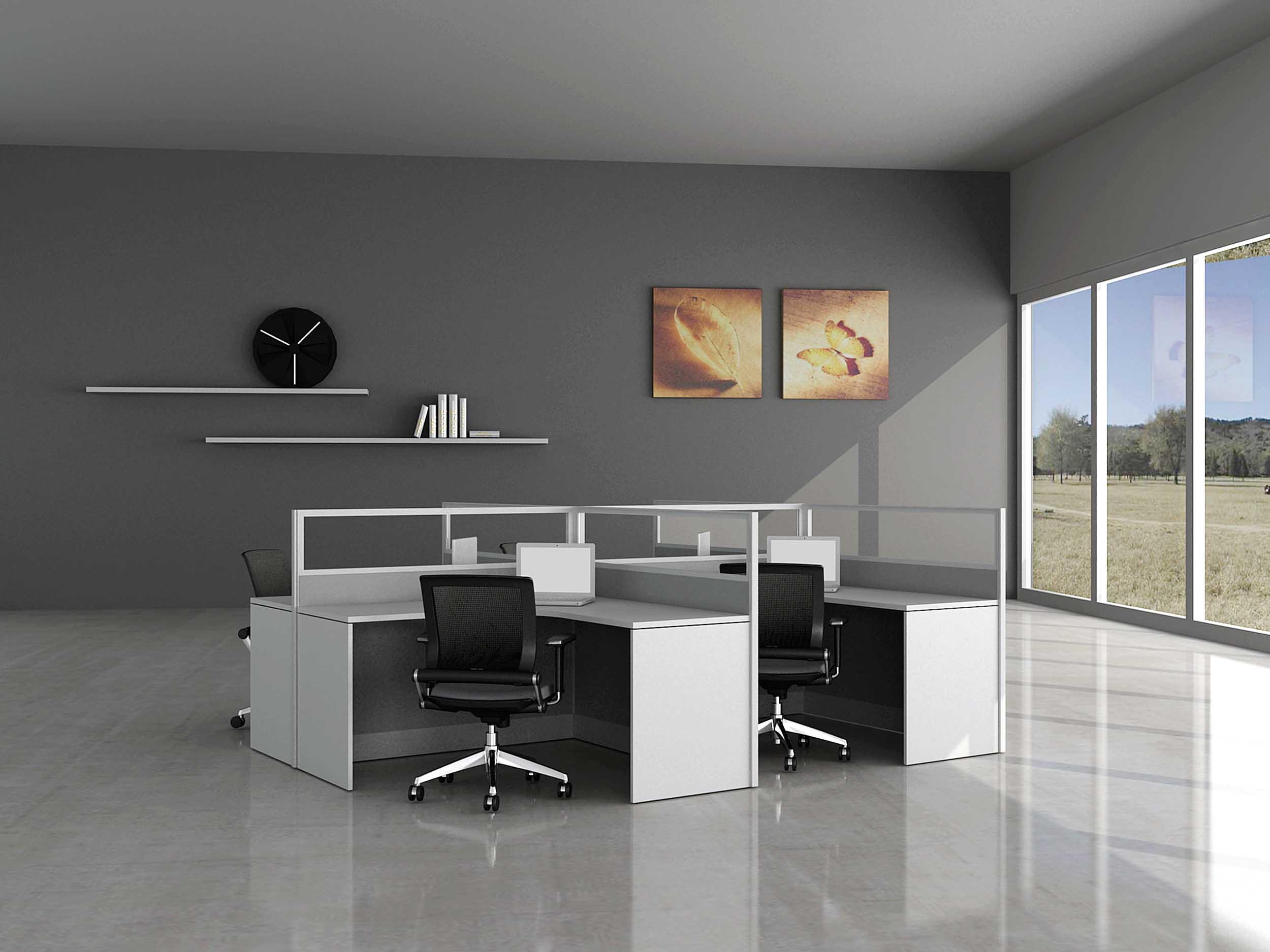 Modern Cubicle Modern Design Cubicle Office Workstation Furniture Buy Modern